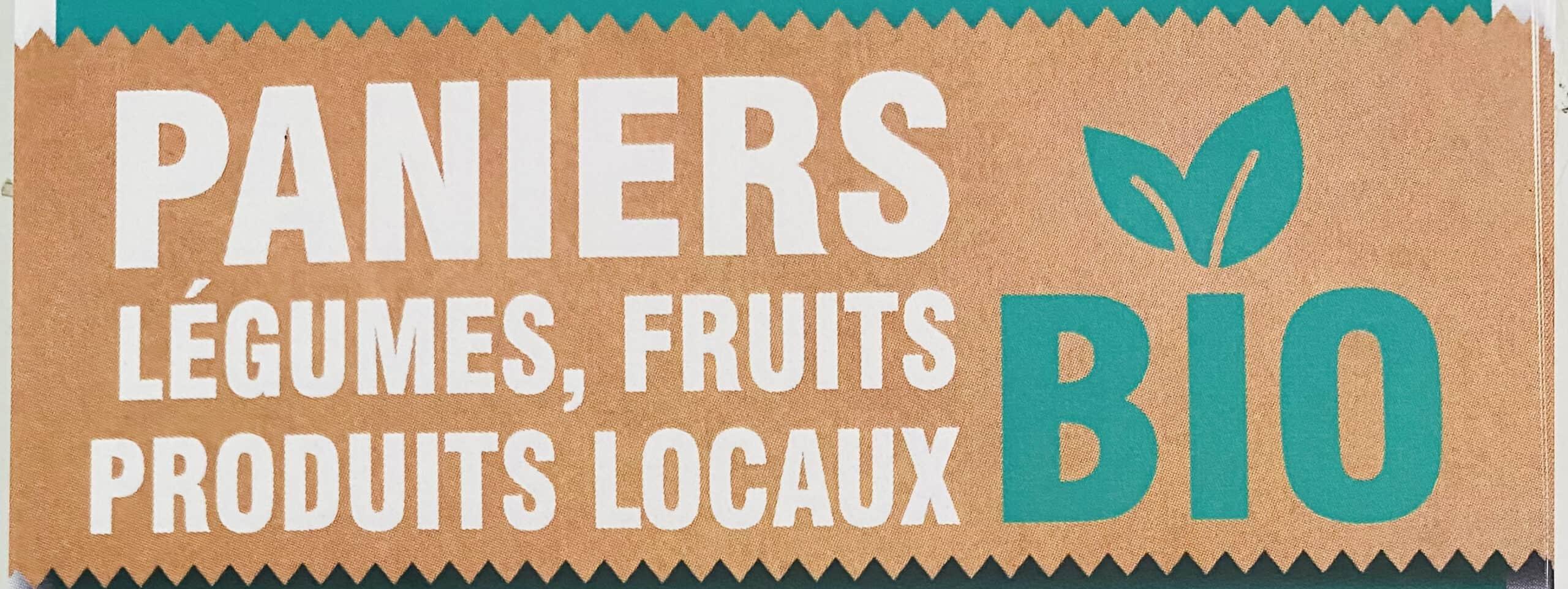 Votre panier de fruits, légumes et produits bio et locaux à récupérer en gare SNCF !