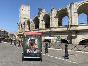 Festival du film Péplum au Théâtre Antique d'Arles